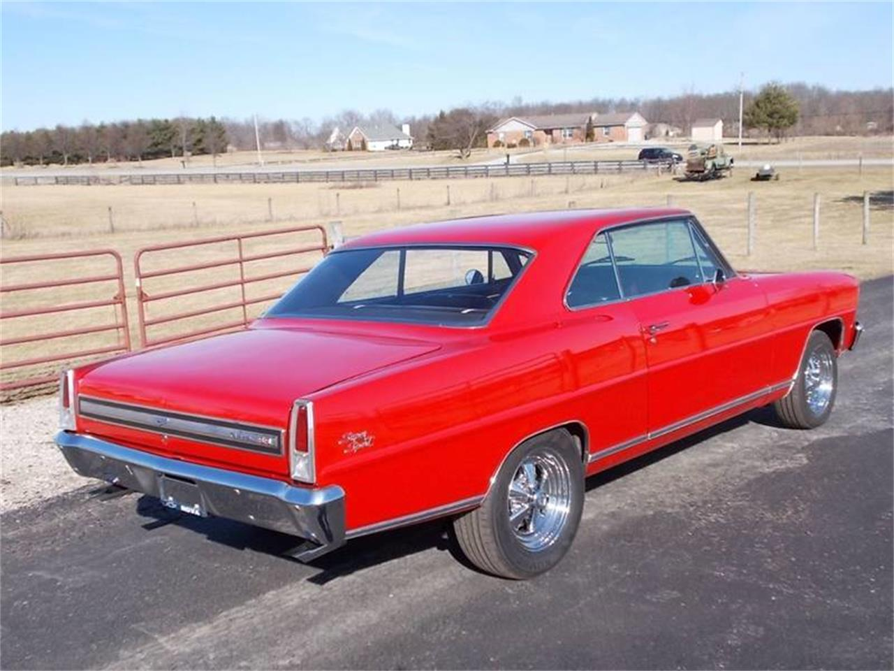 Large Picture of '67 Nova - PKO0