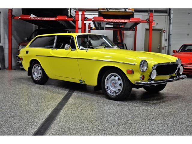 Picture of Classic 1973 Volvo P1800E Auction Vehicle - PKOH
