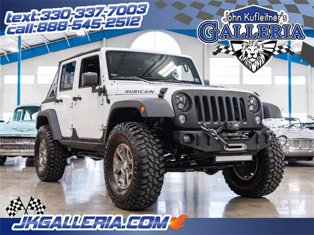 Picture of '15 Jeep Wrangler - PIGH
