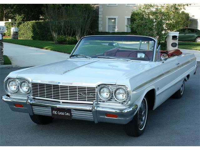 Picture of '64 Impala SS - PKOS