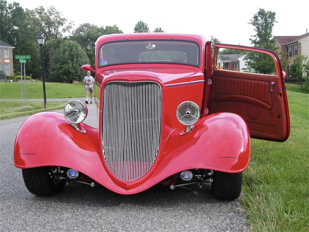 Large Picture of Classic '33 Ford Tudor located in Hilton Head Island South Carolina - $84,000.00 Offered by a Private Seller - PKOZ