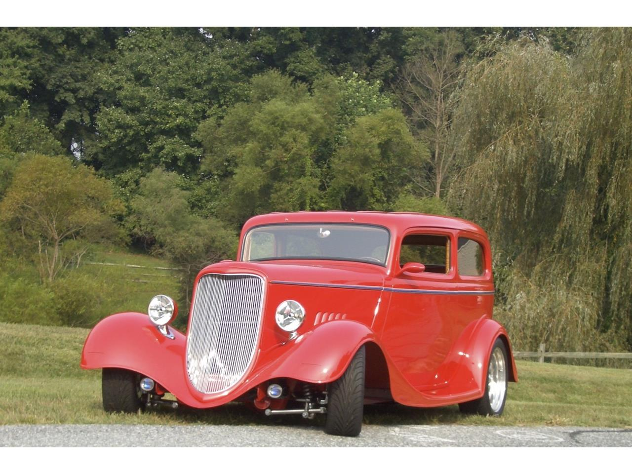 Large Picture of 1933 Ford Tudor - PKOZ