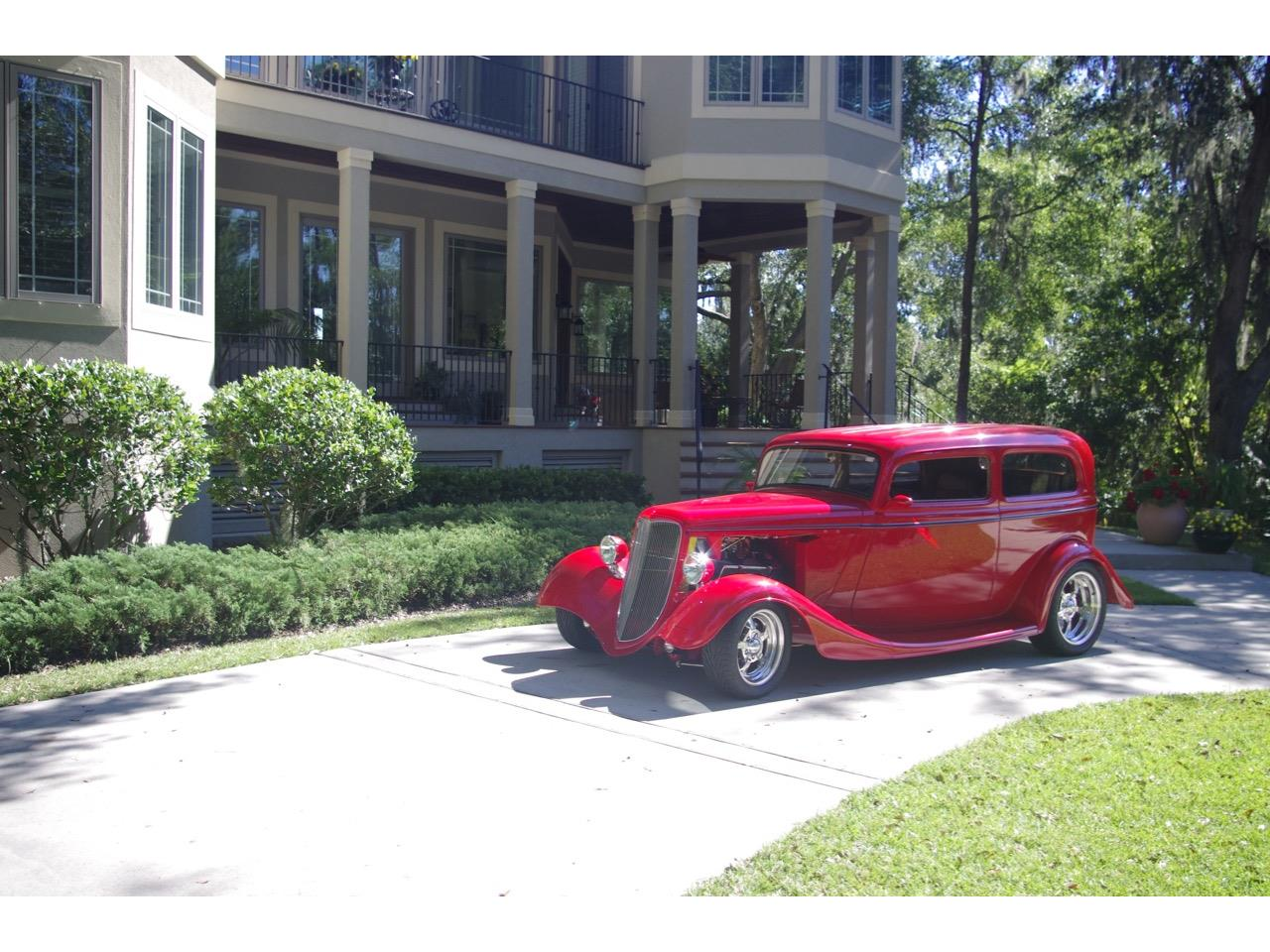 Large Picture of Classic 1933 Ford Tudor located in South Carolina - PKOZ
