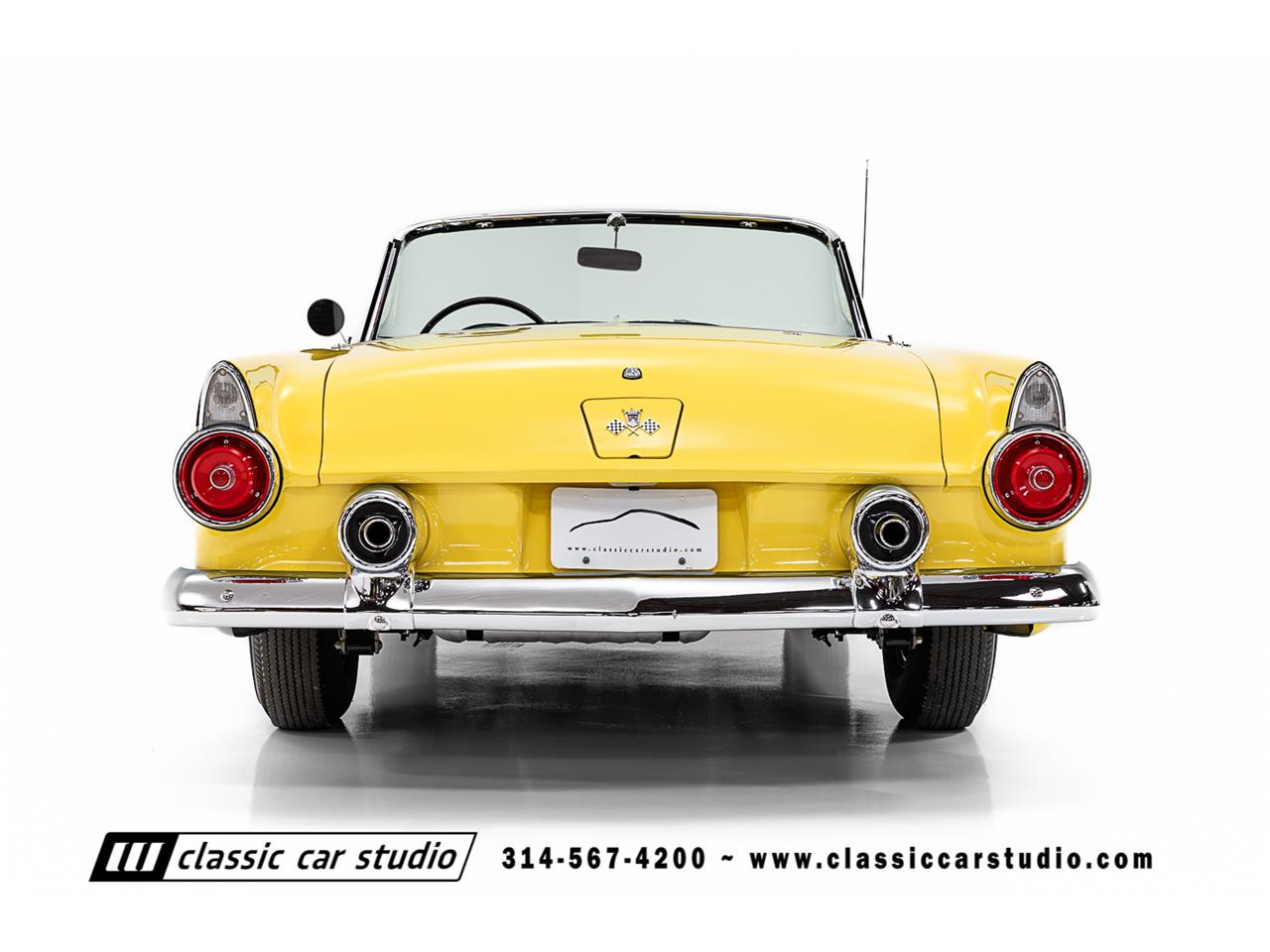 Large Picture of Classic 1955 Thunderbird located in Missouri Offered by Classic Car Studio - PKP1
