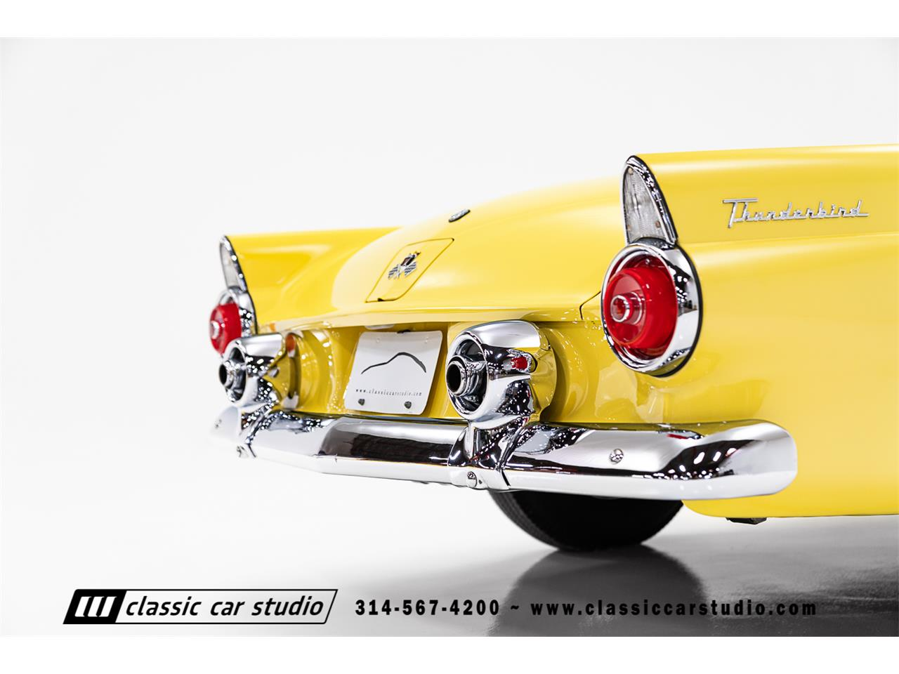 Large Picture of 1955 Thunderbird located in SAINT LOUIS Missouri - PKP1