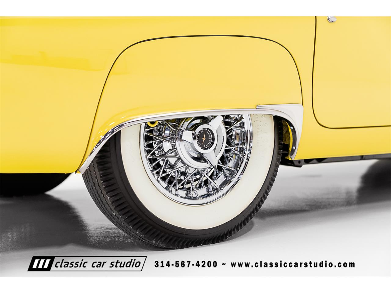 Large Picture of 1955 Thunderbird Offered by Classic Car Studio - PKP1