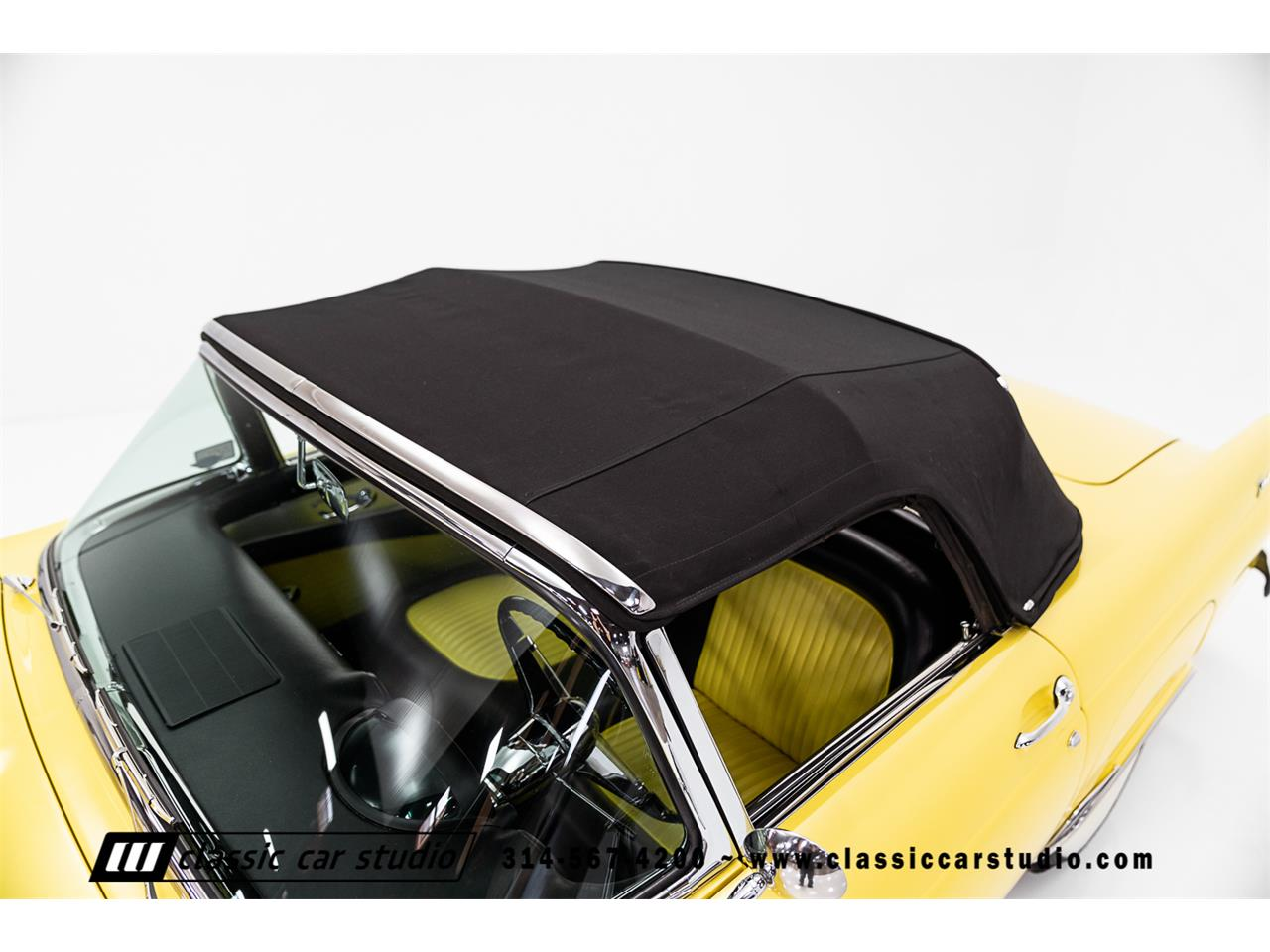 Large Picture of Classic 1955 Ford Thunderbird Offered by Classic Car Studio - PKP1