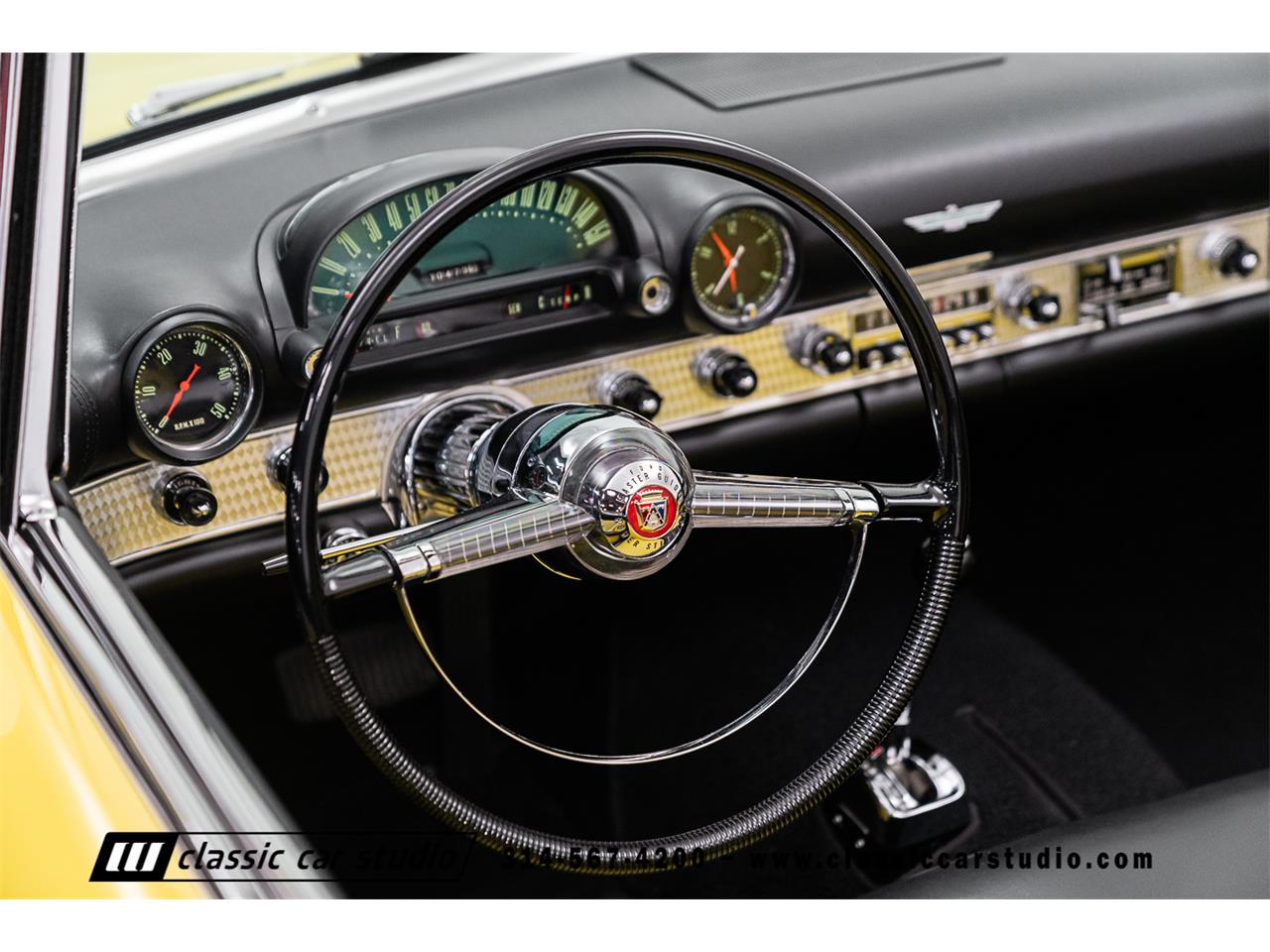 Large Picture of 1955 Ford Thunderbird Auction Vehicle Offered by Classic Car Studio - PKP1