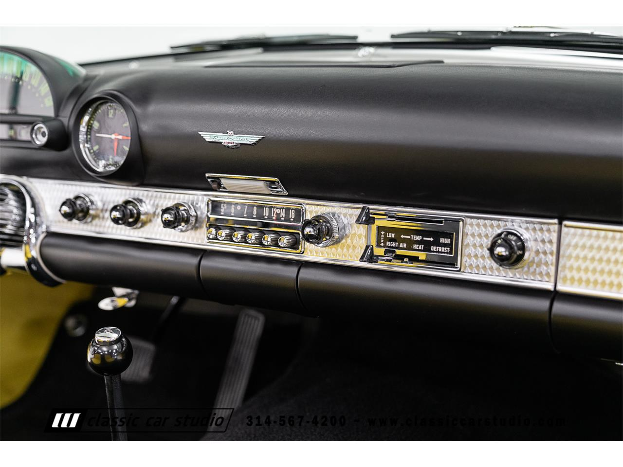 Large Picture of Classic '55 Thunderbird Auction Vehicle - PKP1