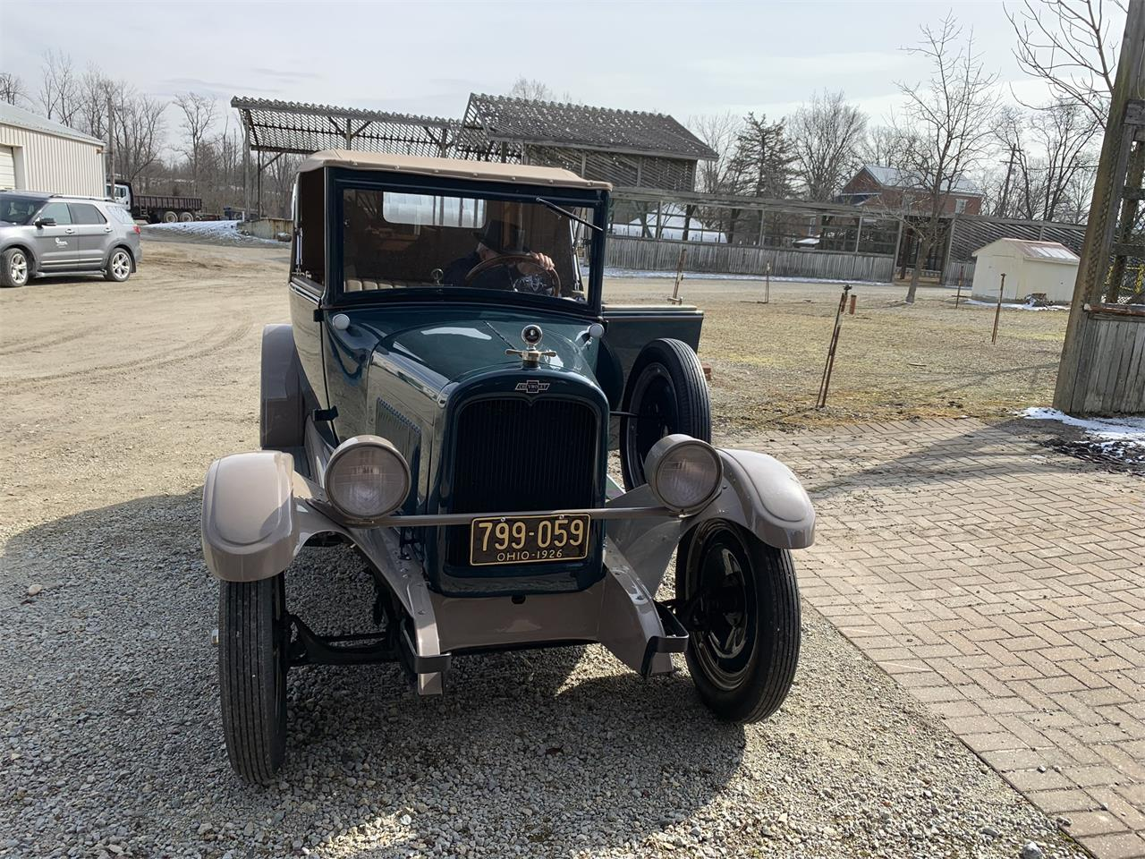 Large Picture of '26 Coupe - PKP4