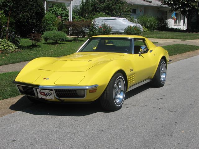 Picture of '70 Corvette - PKPS