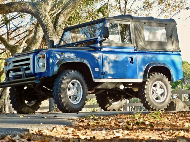 1969 Land Rover Santana