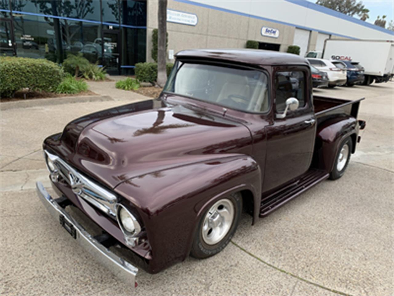 1956 Ford F100 For Sale Classiccars Com Cc 1193278