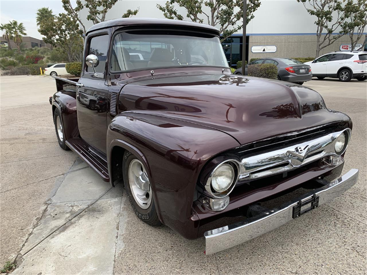 Large Picture of '56 Ford F100 - PKQM