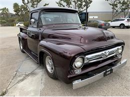 Picture of Classic '56 Ford F100 located in Spring Valley California - PKQM