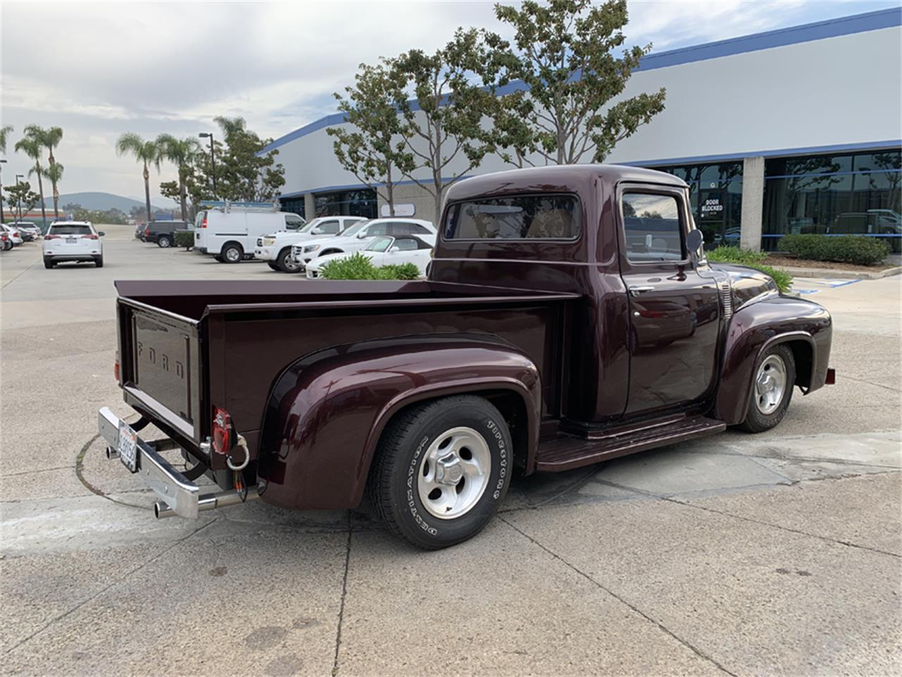 Large Picture of 1956 F100 located in Spring Valley California - $39,850.00 - PKQM
