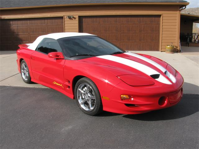 Picture of '02 Firebird Trans Am Firehawk - PKQV