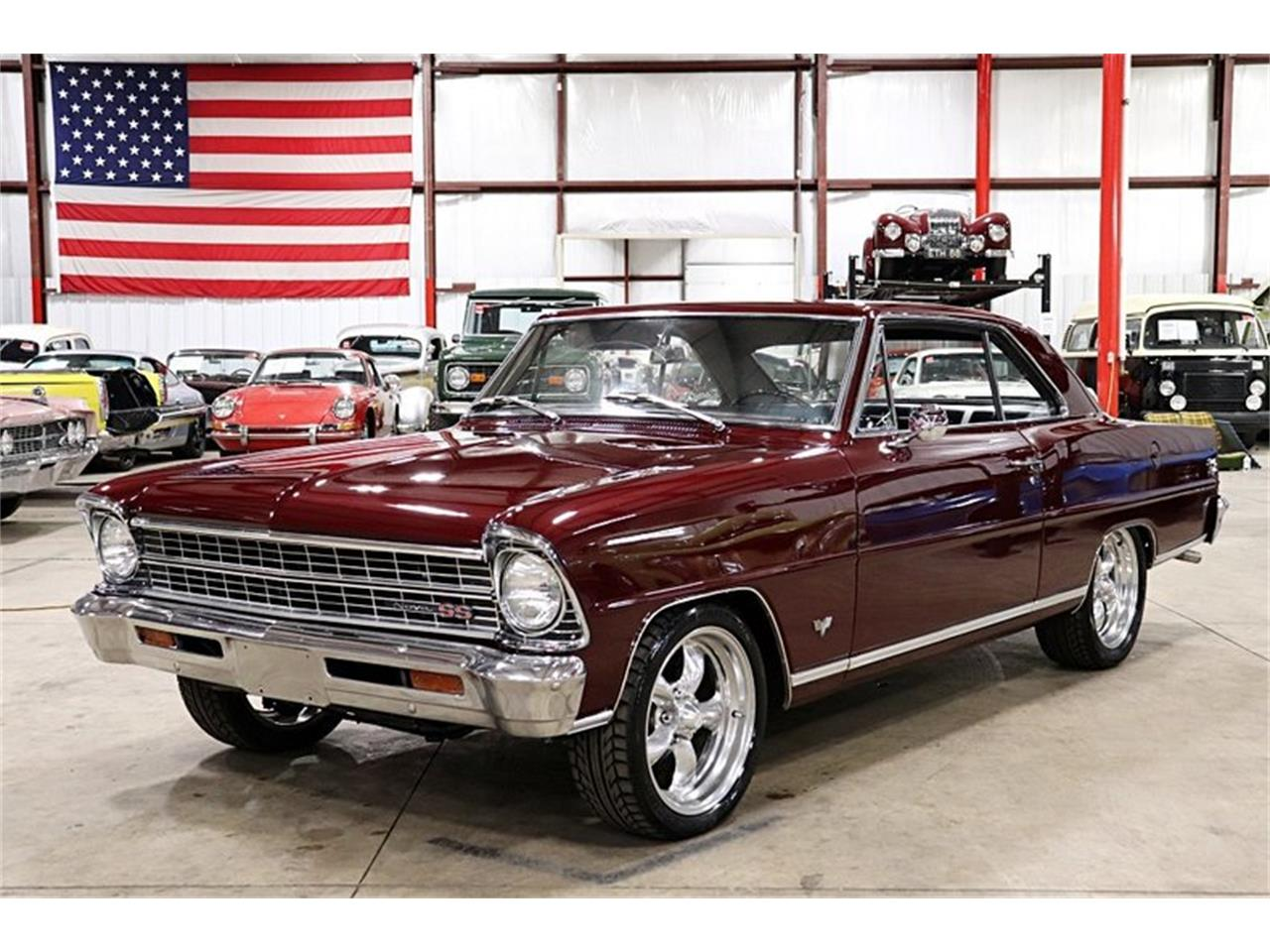 Large Picture of Classic '67 Chevrolet Nova SS located in Michigan - $34,900.00 - PKR1