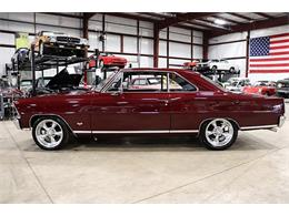 Picture of 1967 Chevrolet Nova SS located in Michigan Offered by GR Auto Gallery - PKR1