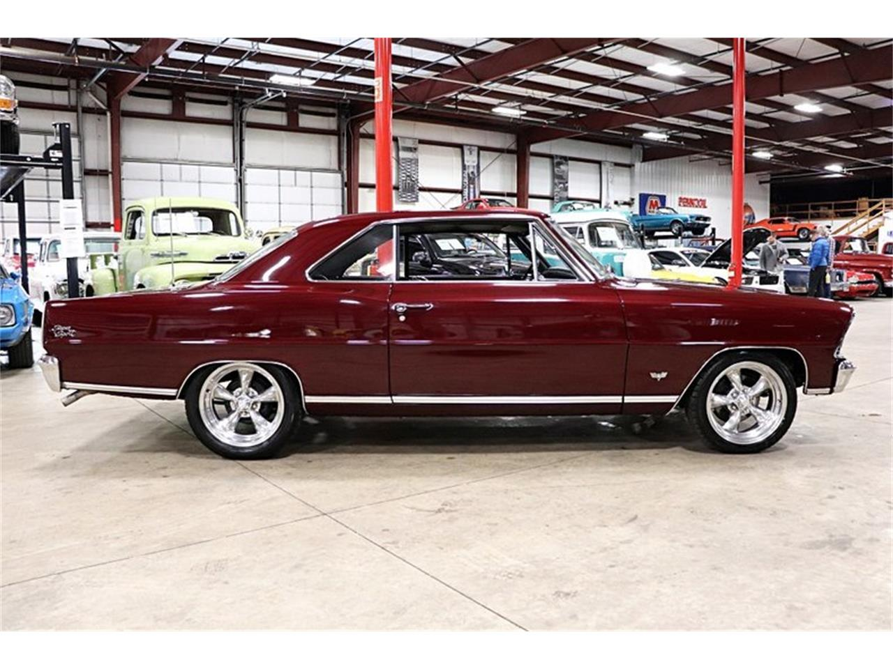 Large Picture of 1967 Nova SS Offered by GR Auto Gallery - PKR1