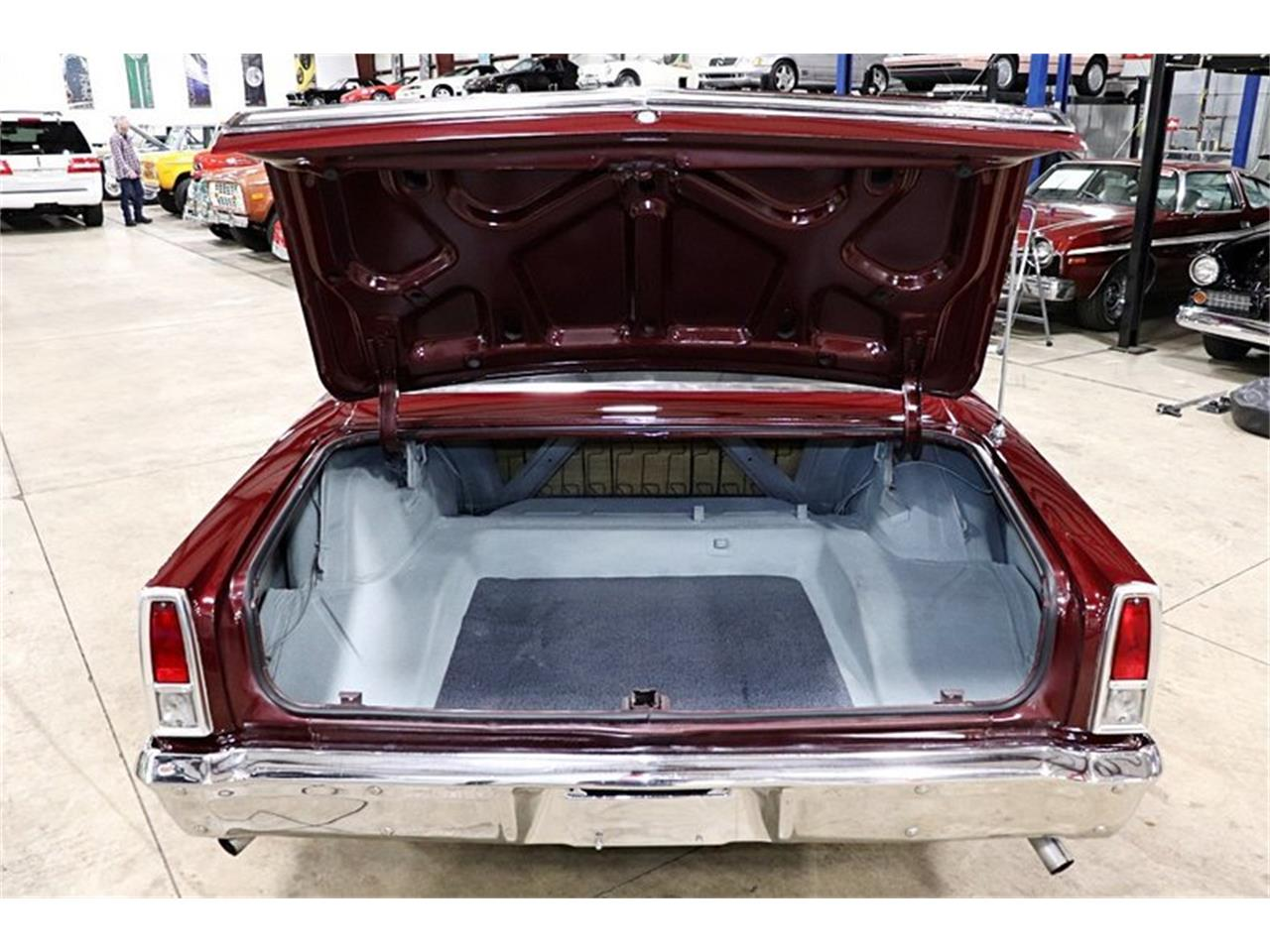 Large Picture of 1967 Chevrolet Nova SS located in Michigan - $34,900.00 - PKR1