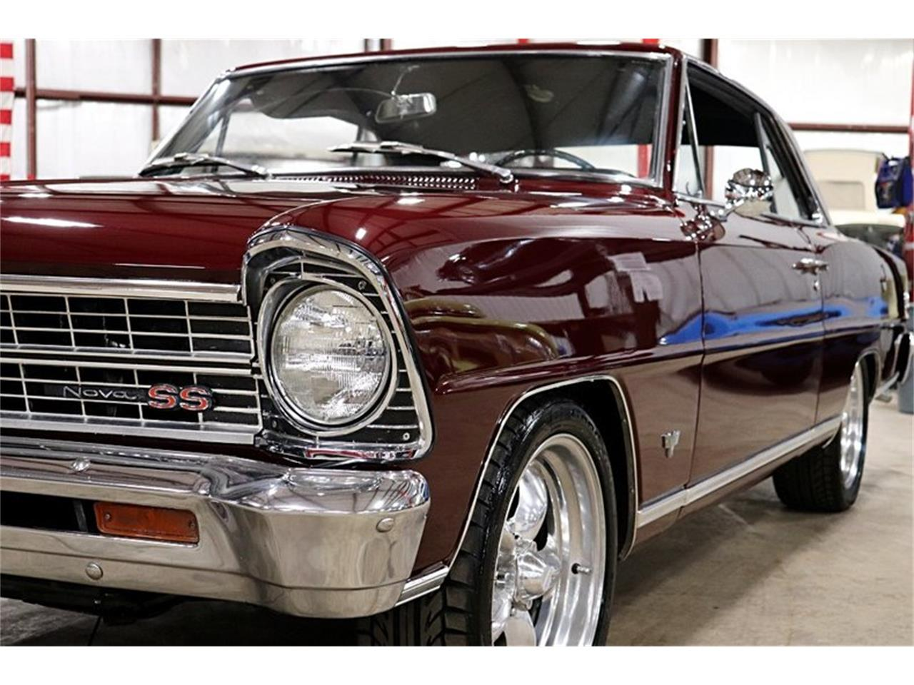 Large Picture of 1967 Chevrolet Nova SS located in Kentwood Michigan - $34,900.00 Offered by GR Auto Gallery - PKR1