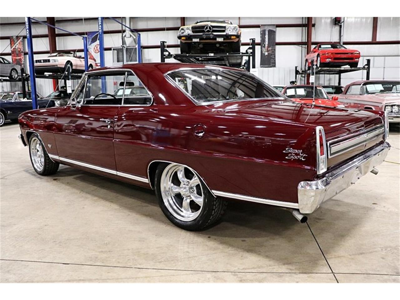 Large Picture of Classic 1967 Chevrolet Nova SS - $34,900.00 Offered by GR Auto Gallery - PKR1