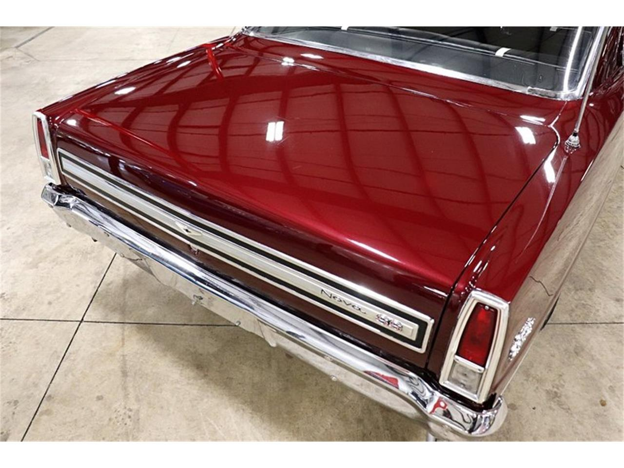 Large Picture of '67 Chevrolet Nova SS Offered by GR Auto Gallery - PKR1