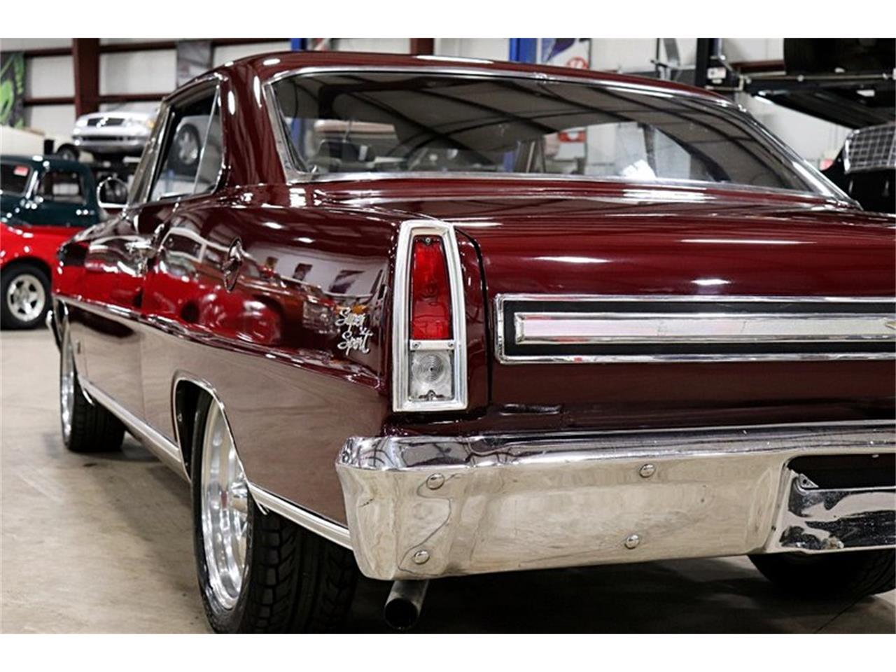 Large Picture of 1967 Nova SS located in Michigan - $34,900.00 Offered by GR Auto Gallery - PKR1