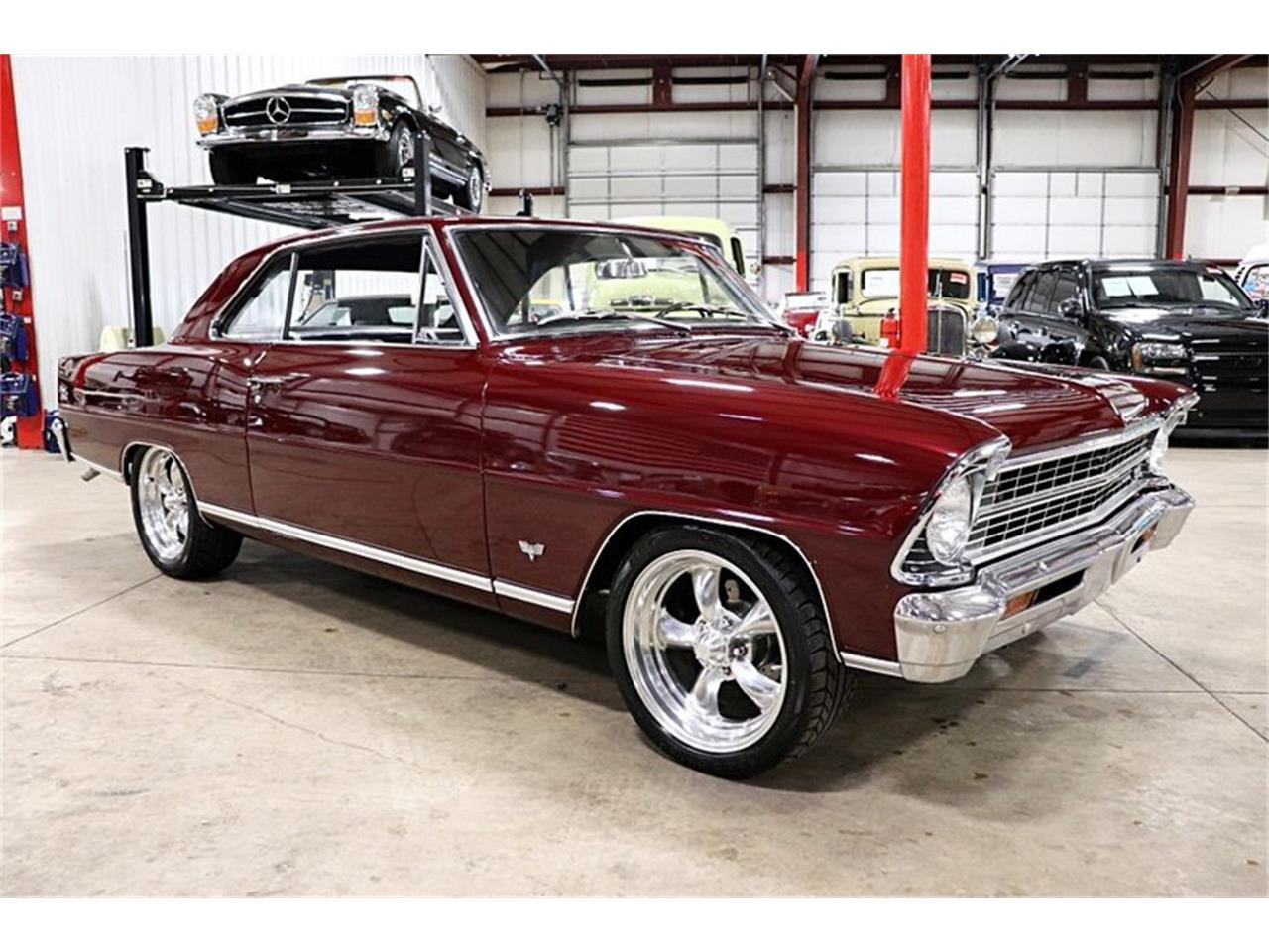 Large Picture of Classic 1967 Nova SS located in Michigan - $34,900.00 - PKR1