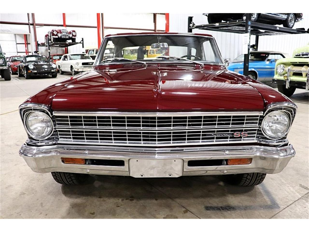 Large Picture of Classic '67 Chevrolet Nova SS located in Kentwood Michigan - PKR1