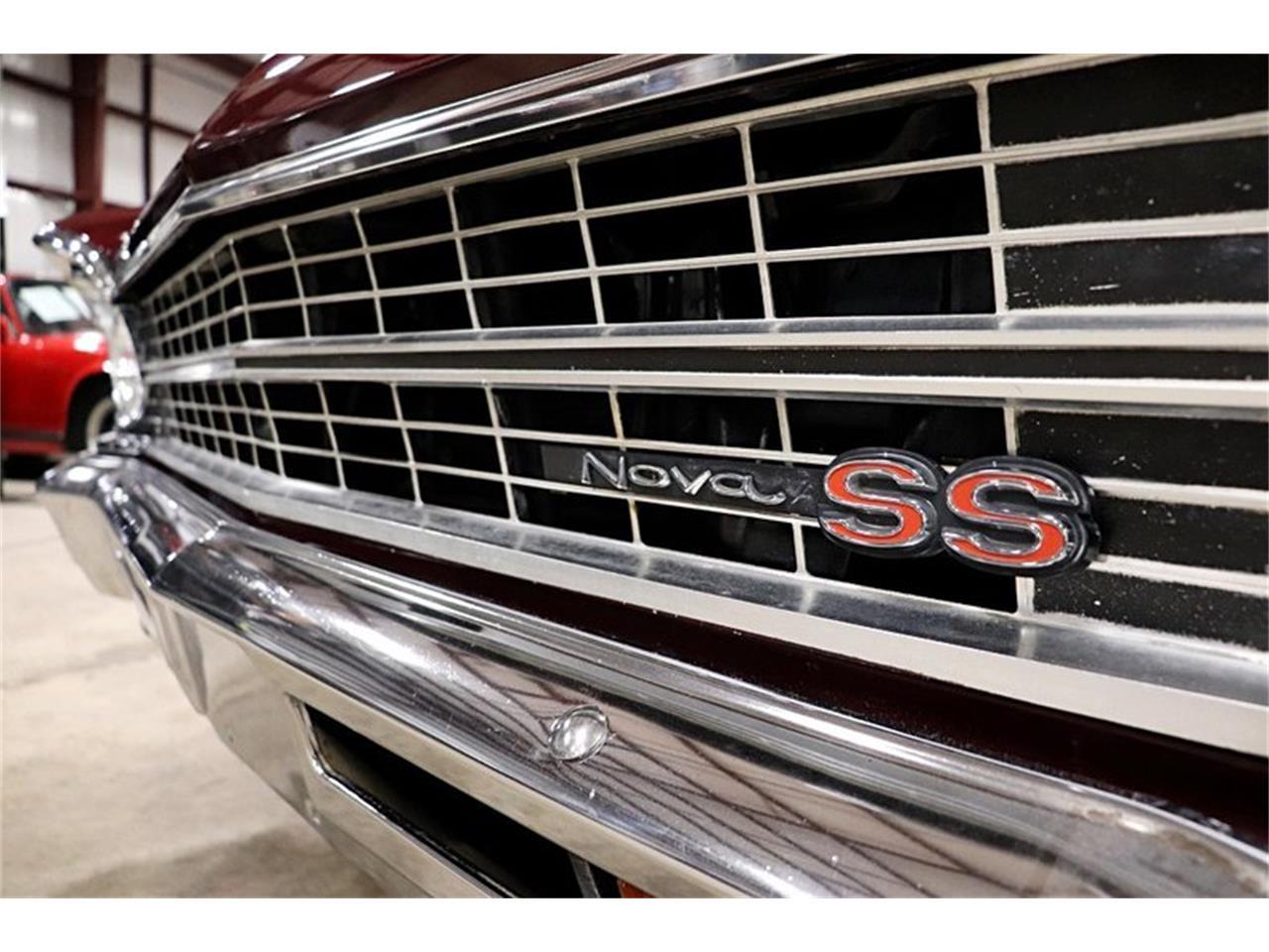 Large Picture of '67 Chevrolet Nova SS - $34,900.00 - PKR1