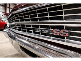 Picture of '67 Chevrolet Nova SS located in Michigan - $34,900.00 Offered by GR Auto Gallery - PKR1