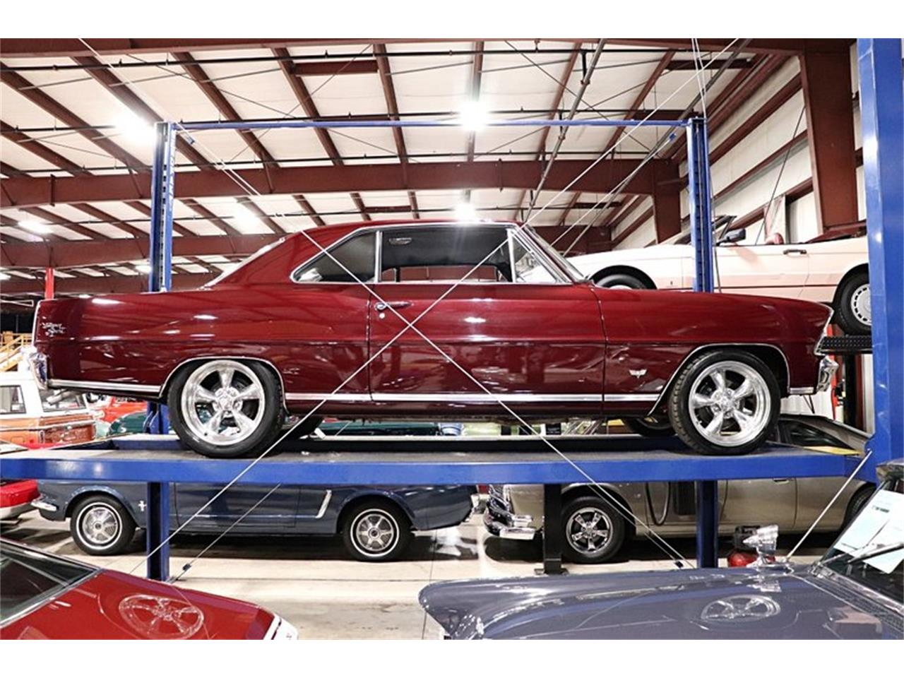 Large Picture of Classic 1967 Nova SS Offered by GR Auto Gallery - PKR1