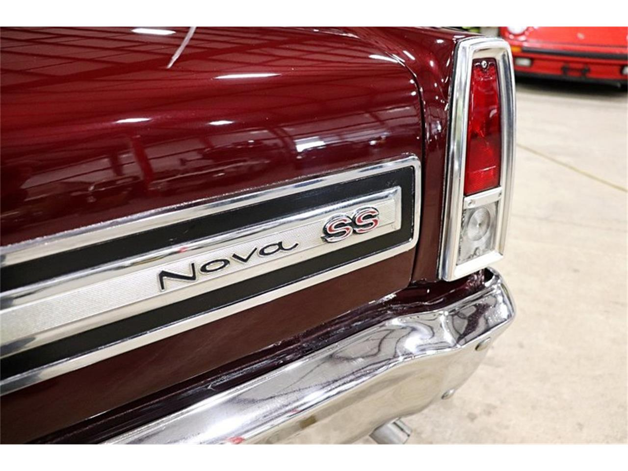 Large Picture of Classic '67 Chevrolet Nova SS Offered by GR Auto Gallery - PKR1