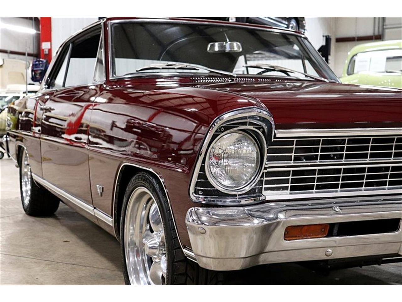 Large Picture of Classic '67 Nova SS located in Kentwood Michigan - PKR1