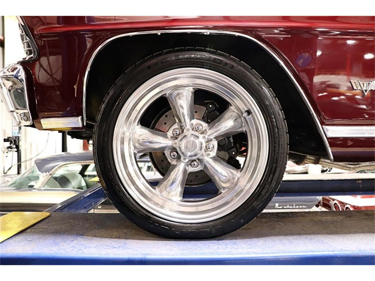 Large Picture of Classic '67 Chevrolet Nova SS - $34,900.00 Offered by GR Auto Gallery - PKR1