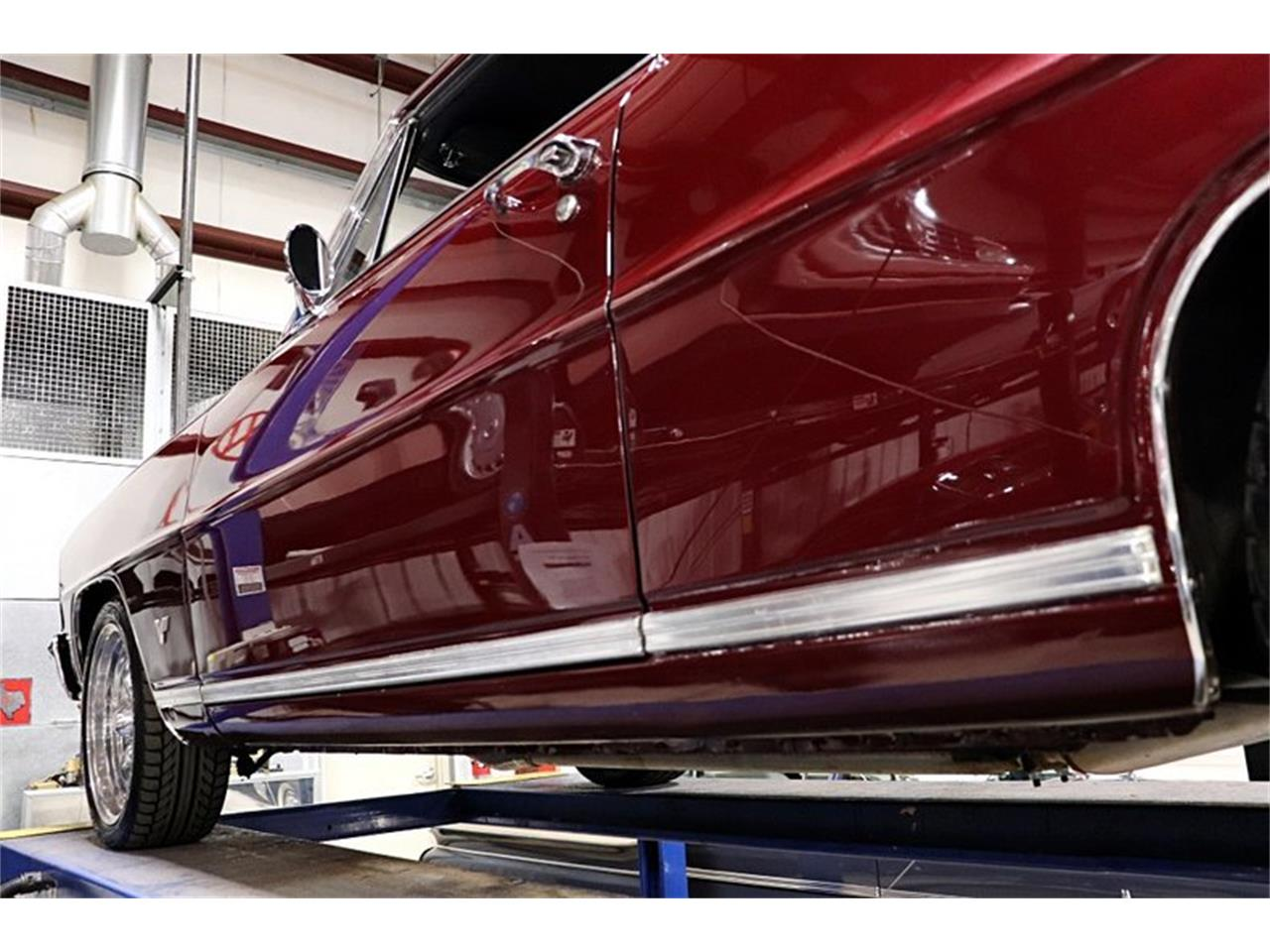 Large Picture of '67 Chevrolet Nova SS located in Kentwood Michigan - $34,900.00 - PKR1