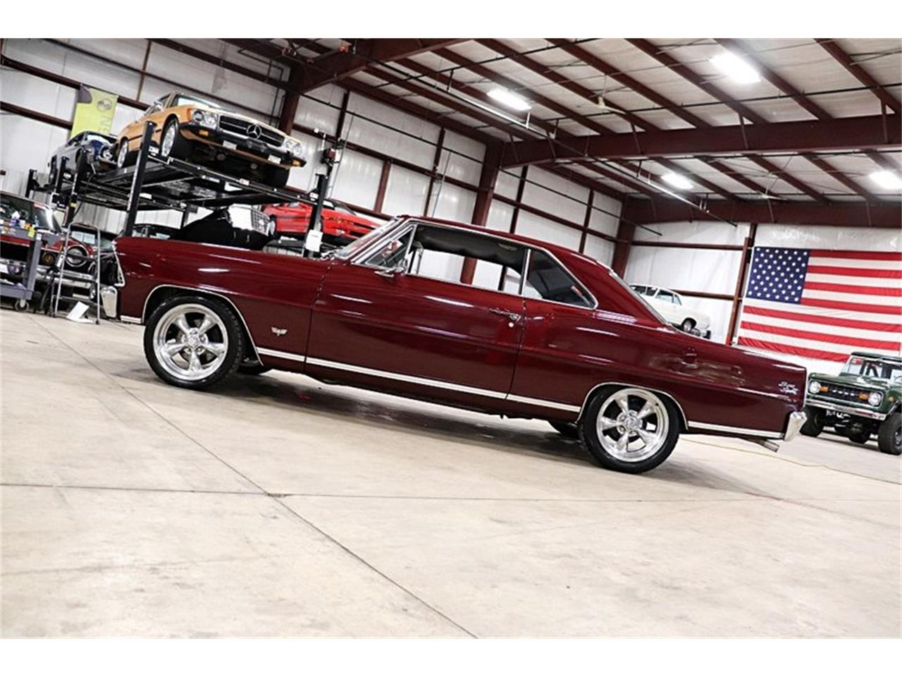 Large Picture of 1967 Nova SS - PKR1
