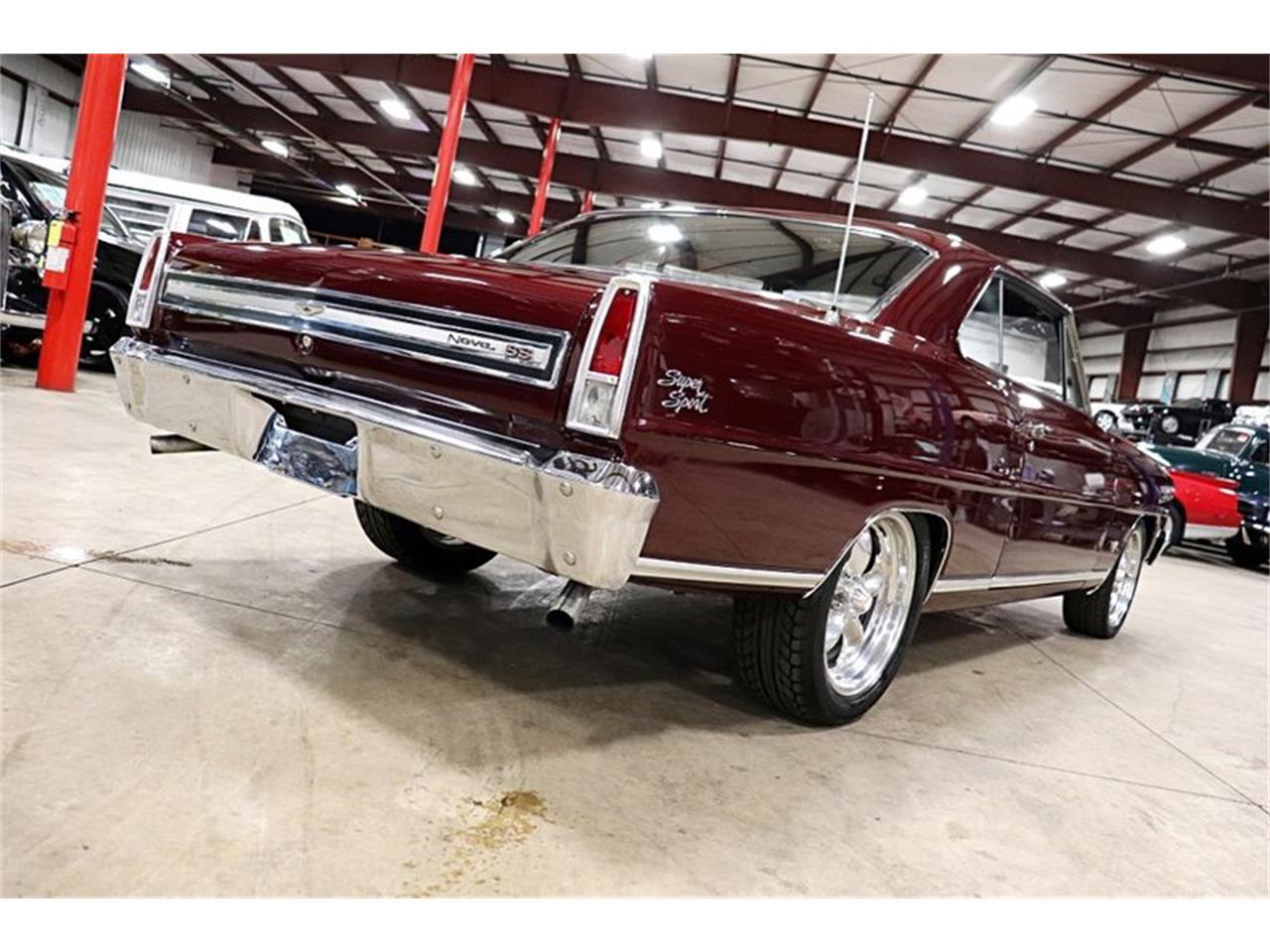 Large Picture of 1967 Chevrolet Nova SS - PKR1
