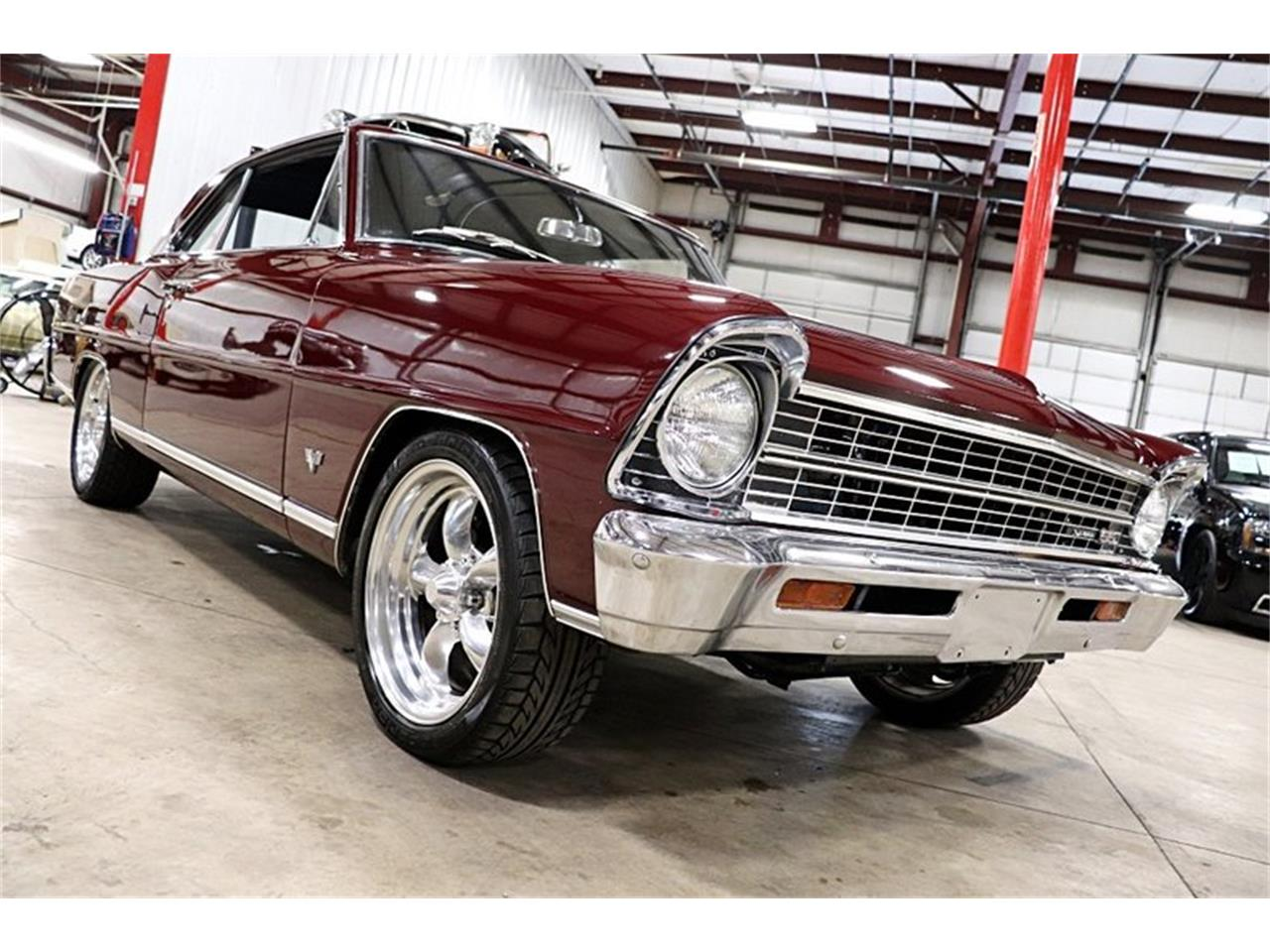 Large Picture of Classic 1967 Nova SS located in Michigan - PKR1