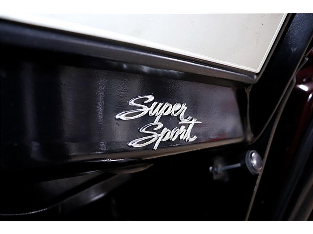 Large Picture of 1967 Nova SS located in Kentwood Michigan - PKR1