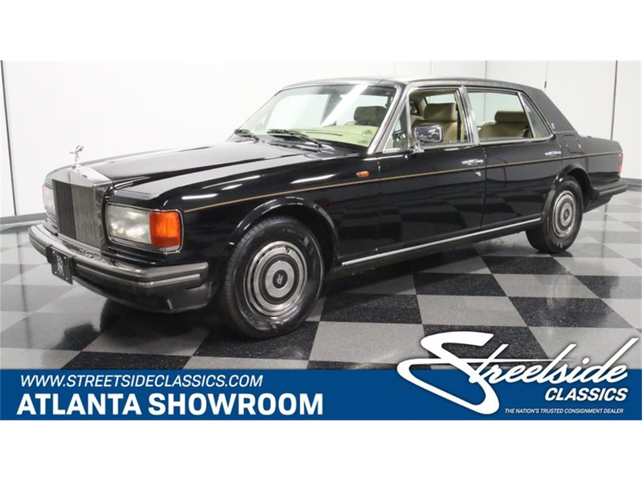 Large Picture of '88 Rolls-Royce Silver Spur Offered by Streetside Classics - Atlanta - PKR2
