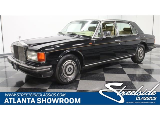 Picture of 1988 Rolls-Royce Silver Spur - $24,995.00 Offered by  - PKR2