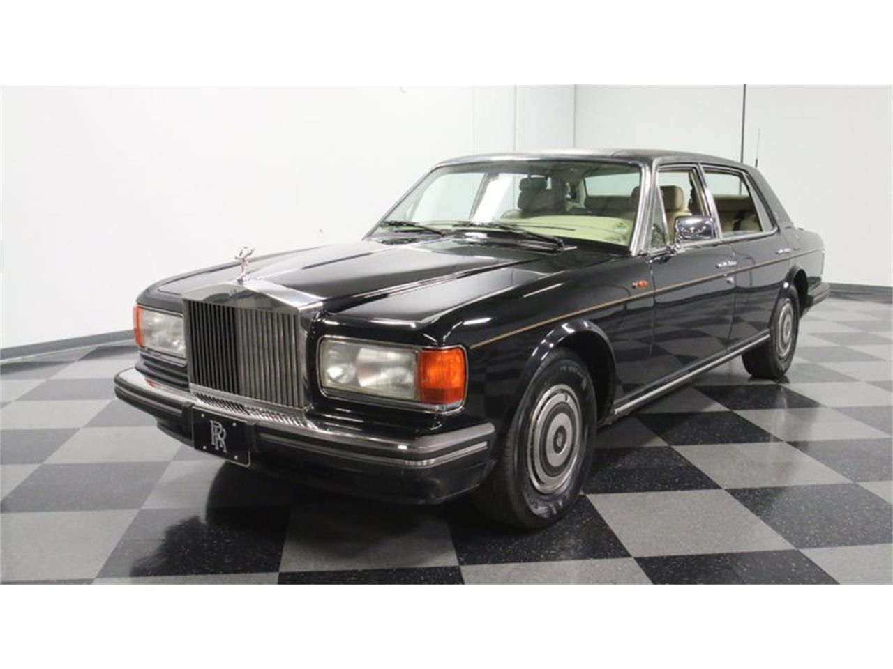 Large Picture of 1988 Rolls-Royce Silver Spur located in Lithia Springs Georgia - PKR2