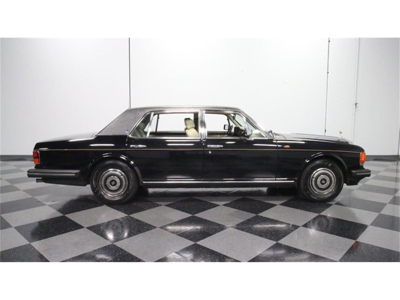 Large Picture of '88 Silver Spur - PKR2