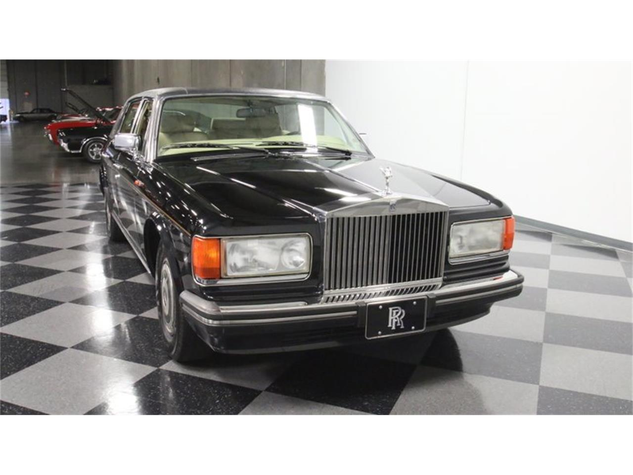 Large Picture of '88 Rolls-Royce Silver Spur - PKR2