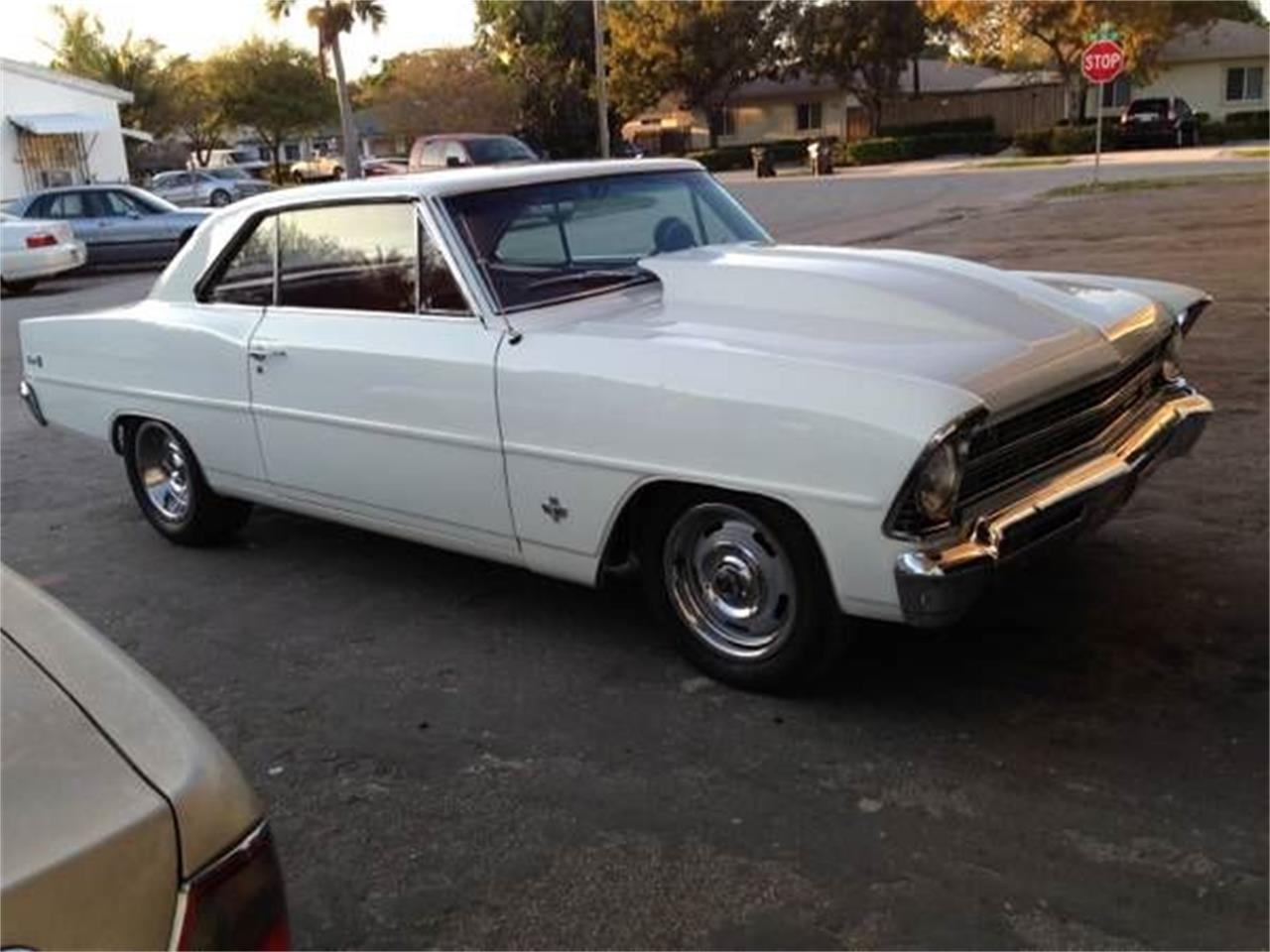 Large Picture of 1967 Chevy II located in Michigan Offered by Classic Car Deals - PKR9
