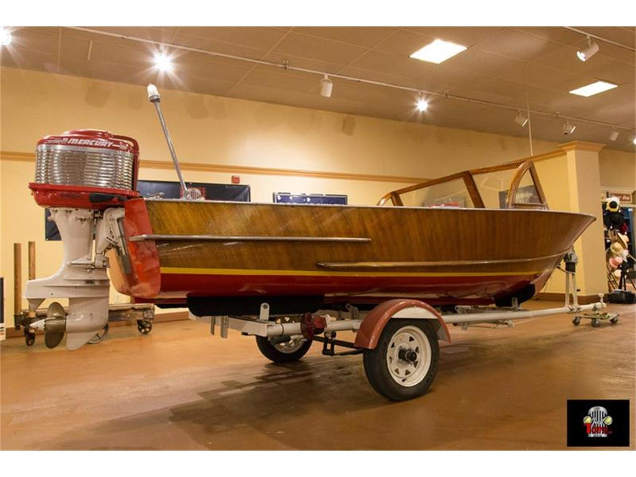 Large Picture of '57 Boat - PKSP