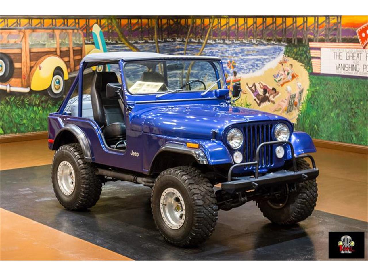 Large Picture of '73 CJ5 - PKTC